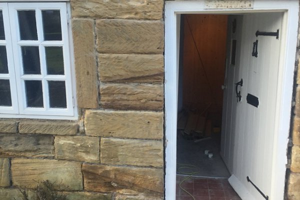 Cottage Renovation in Sandsend, Whitby